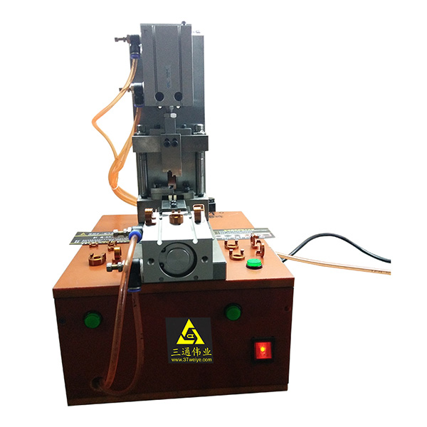 3T-910 flat wire automatic foot folding machine