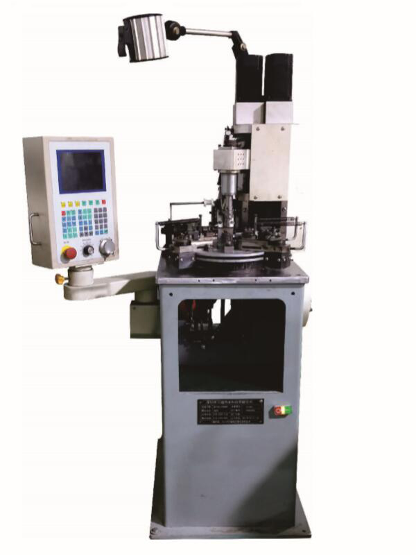 3T-801 vertical winding machine for flat wire