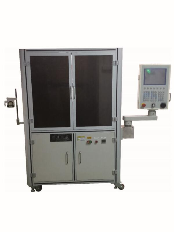 3T-807 flat wire external winding machine