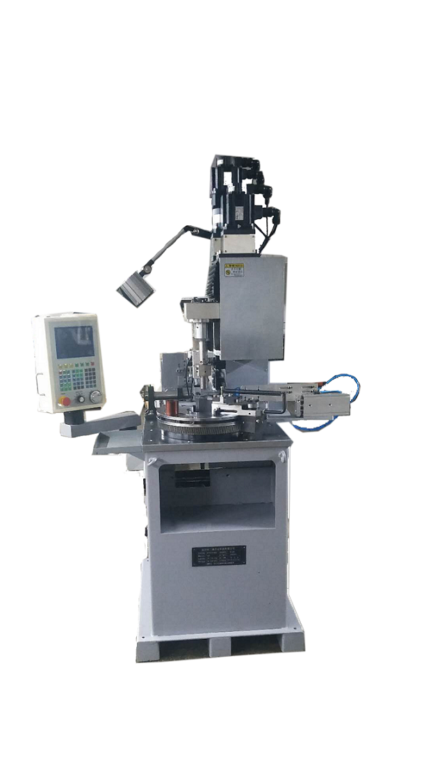 3T-802 vertical winding machine for flat wire